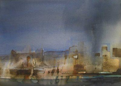 Landscape - 28x38cm