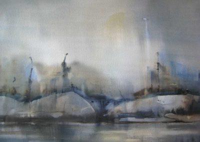 Landscape lV - 56x76cm
