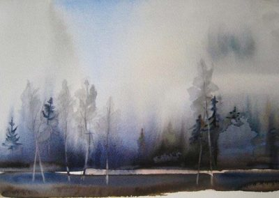 Landscape ll - 28x38cm