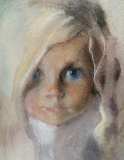 Portrait - 38x28cm