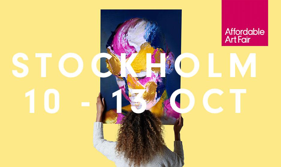 Affordable Art Fair – Stockholm