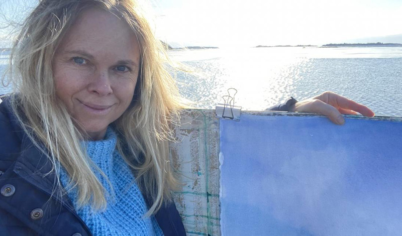 Ålands Radio intervju